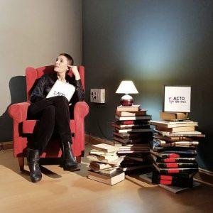Acto de voz - Teatro en Madrid - SojoTeatro